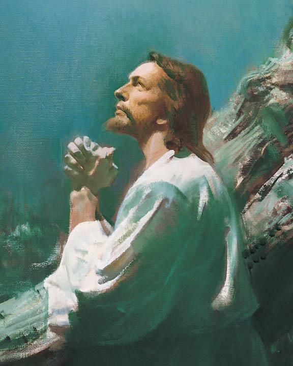 サタンはイエスに誘惑を試みる