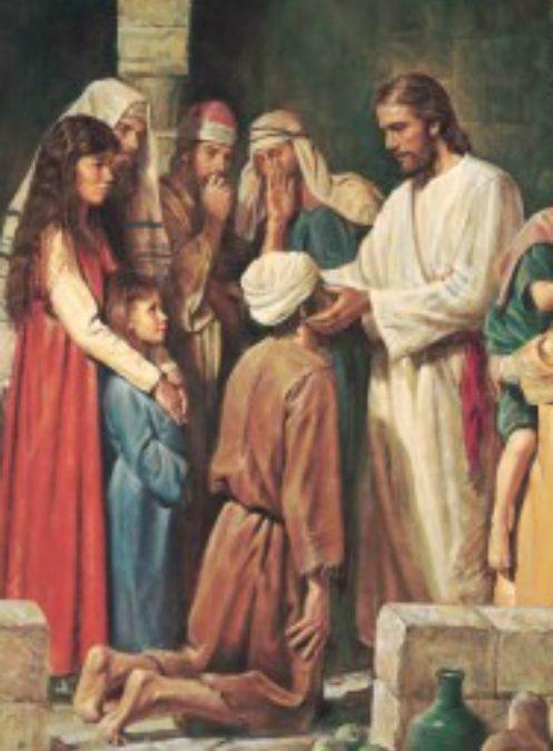 キリストについてどう思うか?
