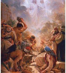 聖書からの物語 ステパノの示現で学ぶこと
