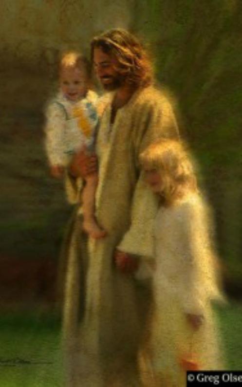 キリストの愛は十分である:諦めたいと思っている人へ