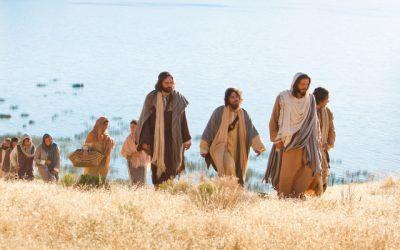 キリストに従う決意をする