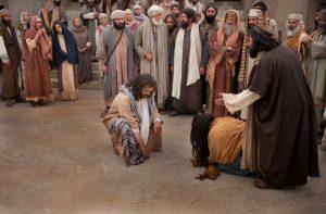 主は罪人を迎えられる
