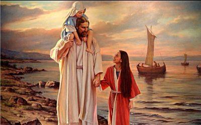 わたしに従って来なさい: あなたはイエスの招きを受け入れられますか?