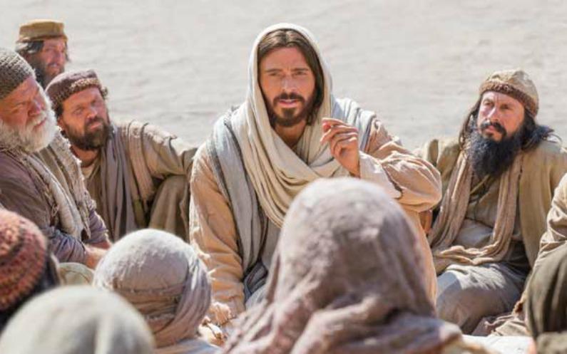 イエスの教えからストレス軽減する方法