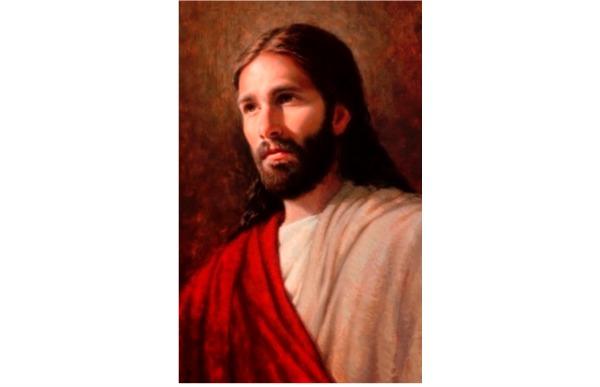 ダン・ウィルソンが描くキリストの絵画